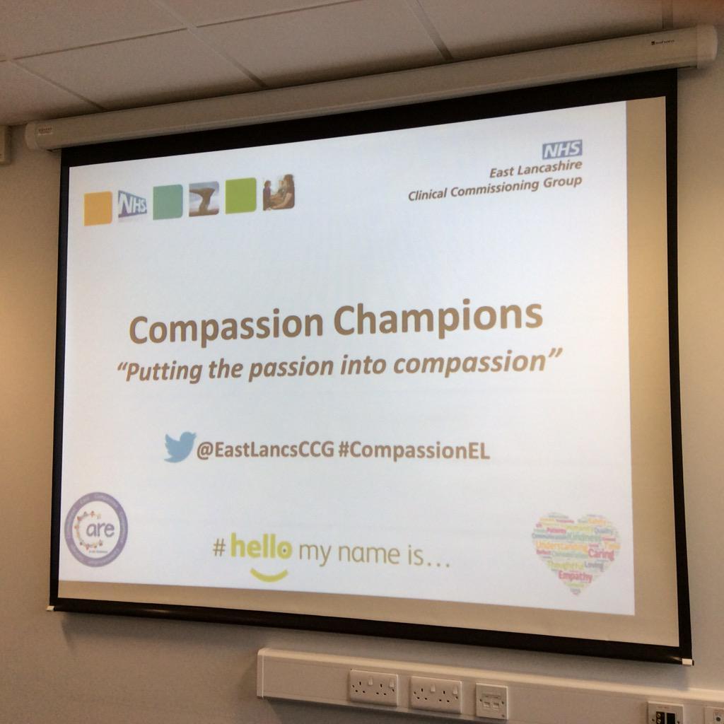 @RandallCath @PillingMichelle All set for @EastLancsCCG Rossendale Compassion Champions workshop #CompassionEL http://t.co/Ld3yiS1DJz