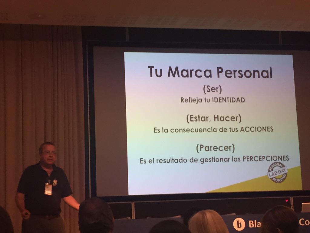 Un personal Brander es el un valorizador : Principios + coraje + relevancia by @marcapersonal #PBLabDay http://t.co/PElP7QZXBd