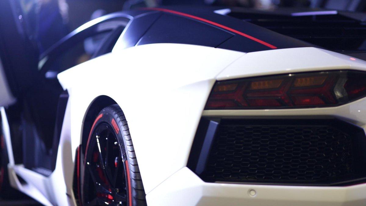 Pirelli On Twitter Lamborghini Aventador Pirelli Edition