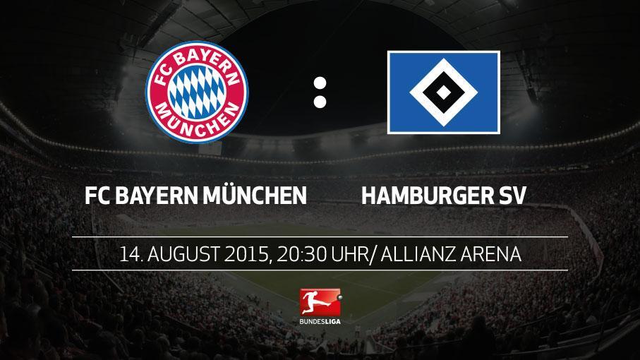 Bundesliga On Twitter Die Saison 201516 Startet Mit Dem Spiel Fc