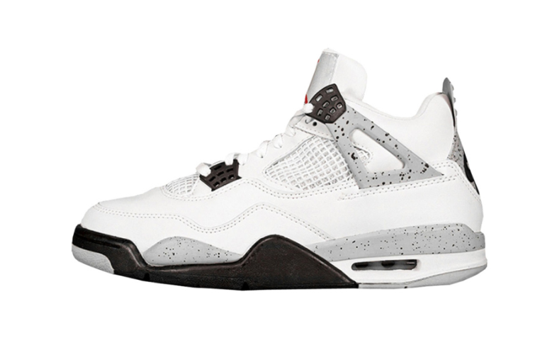 The Nike Air Jordan 4  White Cement  is set to drop in 2016 http. Share +  Info. darrenrovell a41957a18