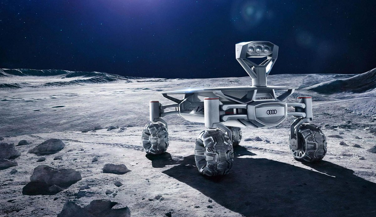 Audi Joins Moon Mission http://t.co/bpUj2fEq6z #Audi Please Retweet http://t.co/FgYYVKhhzP