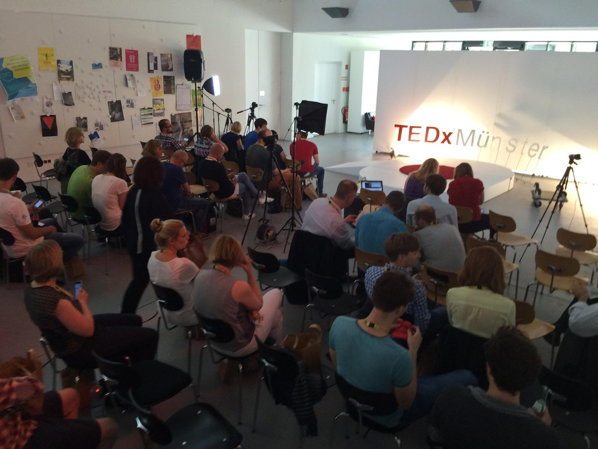 And it's getting crowded. Welcome to #TEDxMS http://t.co/1wcvEs620g