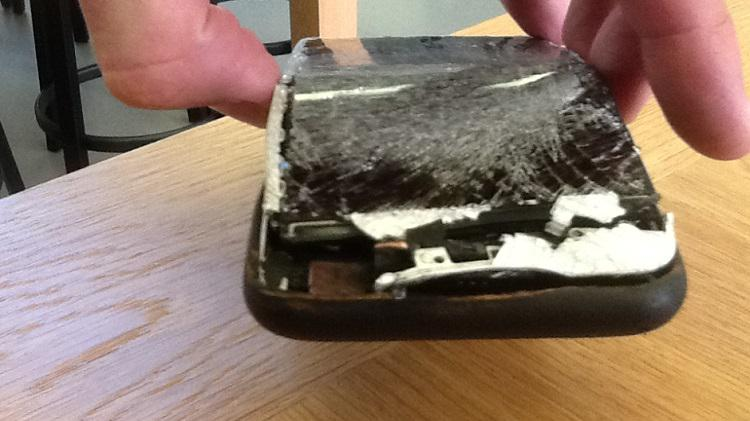 Compra iPhone 6 esplode