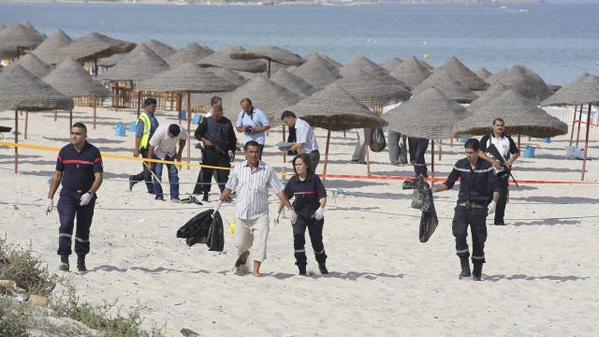 Attentato in Tunisia