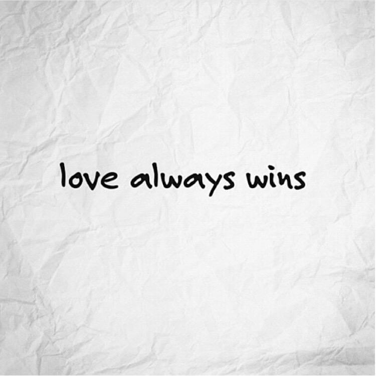 Love Wins Quotes Delectable Alicia Keys On Twitter I Always Say This To Egy Love ALWAYS Wins