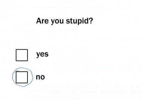 Are you stupid? #microMOOC :-) http://t.co/TVN0aNMdHE