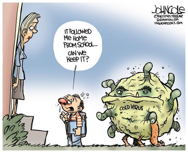 ¿Por qué tu hijo se agarra todas las enfermedades en la guardería? #microMOOC :-) http://t.co/kR0mU1AwHR