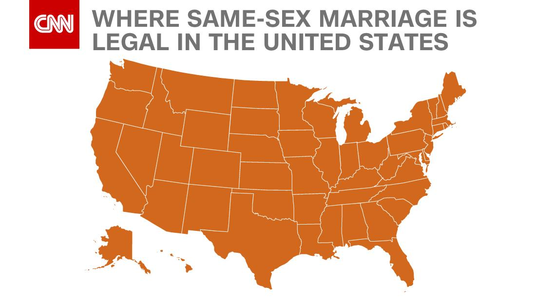 connecticut allows same sex marriage