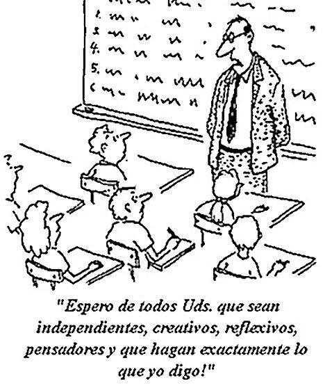 """""""@microBIOblog: Educación: independientes, creativos, reflexivos, pensadores, … #microMOOC :-) http://t.co/9weVcULWTd"""" ¡Qué gran verdad!"""