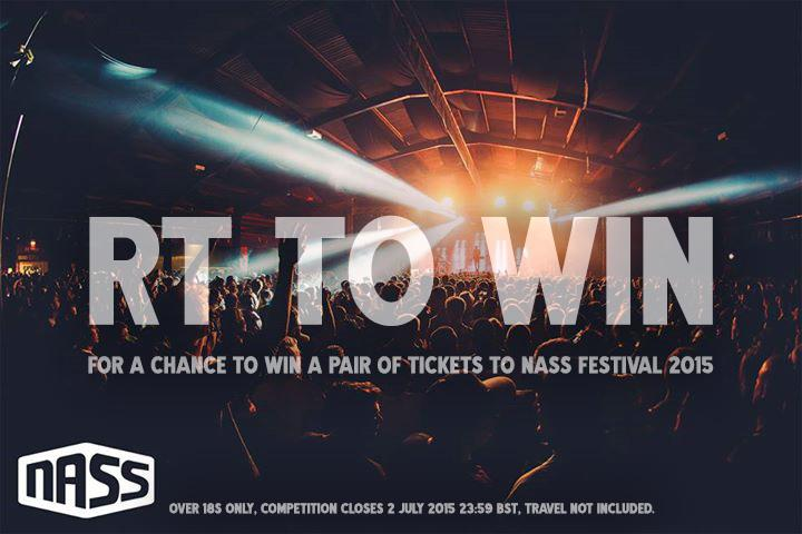 Surfdome  Win We ve got a pair of  NASSfestival tickets up for grabs f38f3368f8bf1
