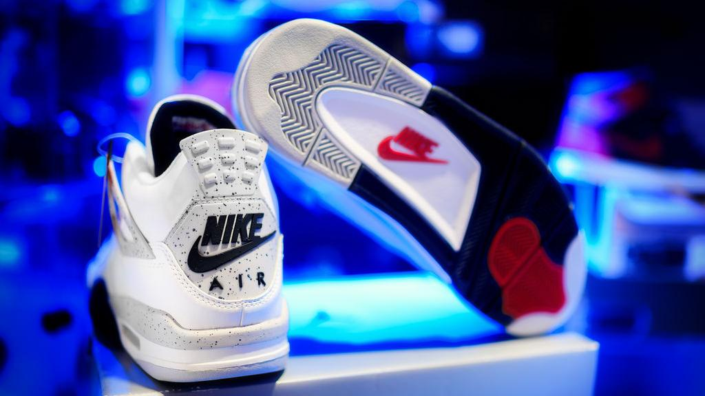 The Air Jordan 4 White Cement Set to Return in 2016 http    15c9f31ad
