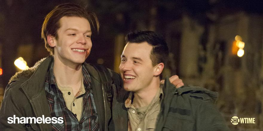 On this day, #LoveWins! #Gallavich #Shameless #Showtime http://t.co/2DThFmq455