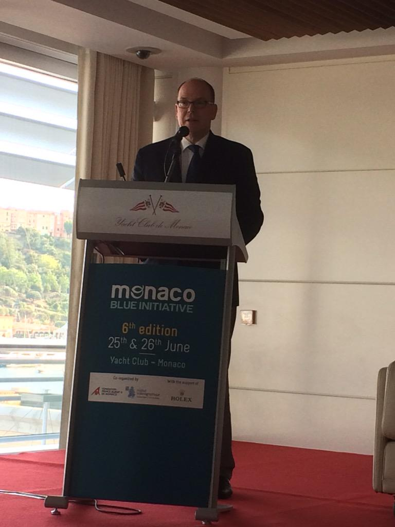 HSH Prince Albert II closes #MBI2015 with call for conserving our oceans! #saveoceansnow @ConservationOrg @MBIocean<br>http://pic.twitter.com/nVt6ieP9cE
