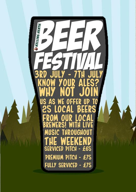 Just one week until the @KellingHeath Beer Festival http://t.co/CFTXnYVxvo http://t.co/OxcX8vFPs1