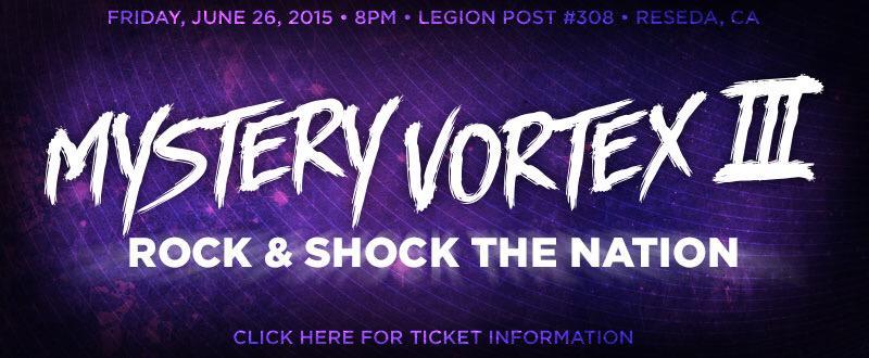 PWG Mystery Vortex III (26/06/2015)