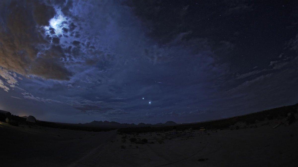 Giove Venere Congiunzione Planetaria