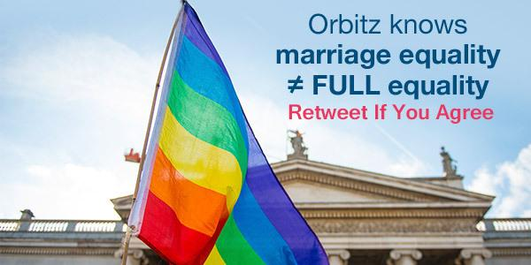 Marriage equality is a big step but we want FULL equality! #OrbitzEqualityContest #Lovewins http://t.co/OuA0AdG7lp http://t.co/cvIxgavXON