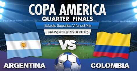 Argentina-Colombia Streaming gratis Diretta Gazzetta TV
