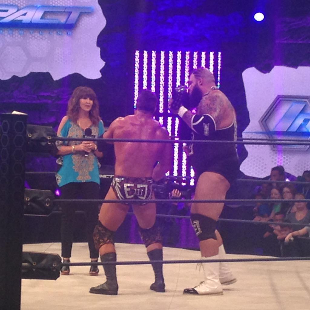 Ещё немного возвращений в TNA
