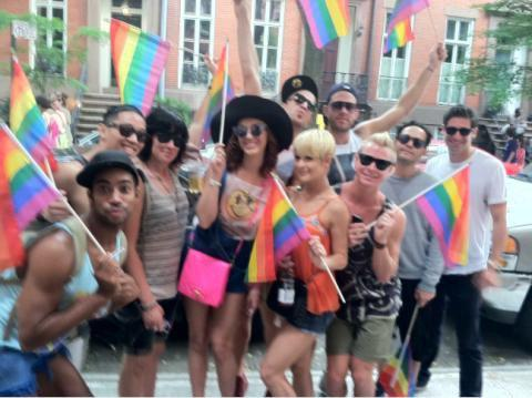 @katyperry posted this photo exactly 4 years ago... #LoveWins http://t.co/xx4EaMFFEl