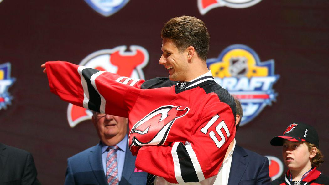 #NJDevils Select Pavel Zacha at Sixth Overall - Quick reaction: http://t.co/JQR8VbdhyR http://t.co/NlEYDsAqtA