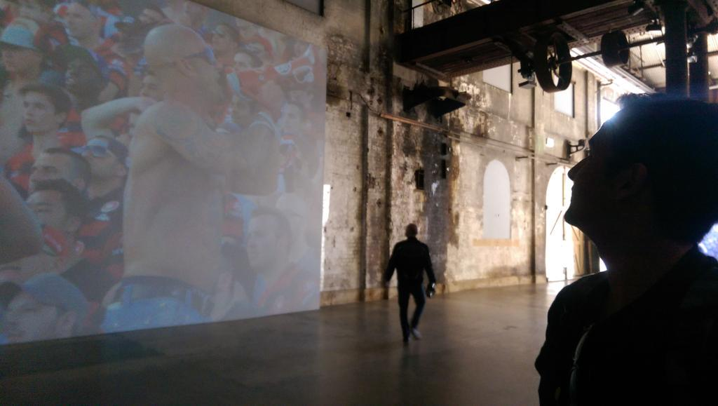 @wswanderersfc @RBB_net I am checking out our themed art work at Carriageworks. http://t.co/yulFr583AZ