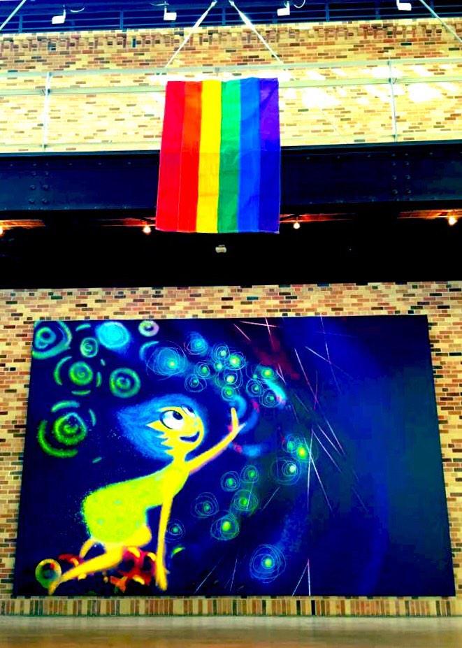 Pride and Joy at @DisneyPixar today :^) http://t.co/jtbykynkrk