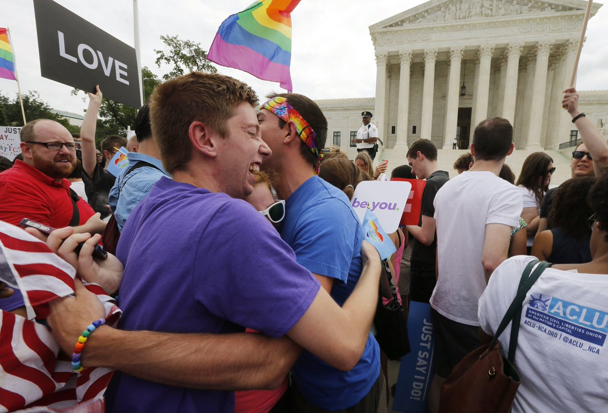 Gay Marriage In America After Windsor And Obergefell