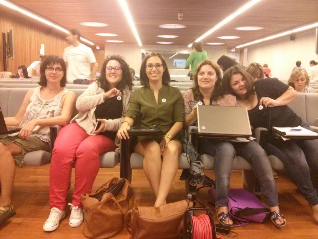 Equipo #POLAB15 :-) http://t.co/9NeygyprPb