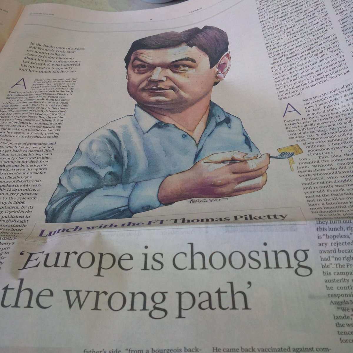 Thomas Piketty is 'comfortable' with 90% tax .. how sweet - let him pay 4 every1working 2 many hours 2 pay them! http://t.co/q2wxL8zzbr
