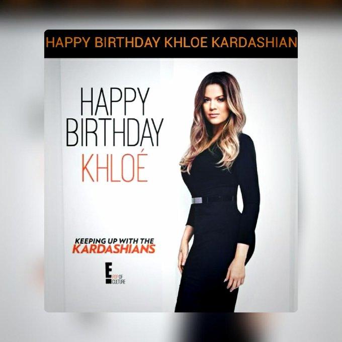 Khloe Kardashian's Birthday Celebration