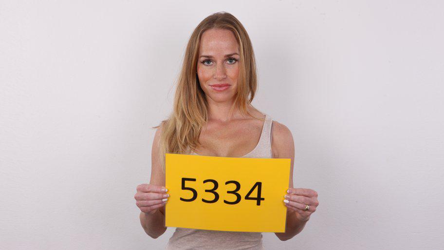 Czech casting 5334