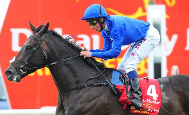 Jack Hobbs - Irish Derby 2015
