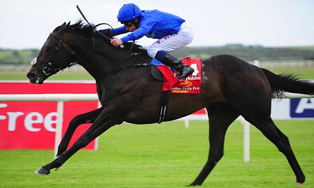 Jack Hobbs – Irish Derby 2015