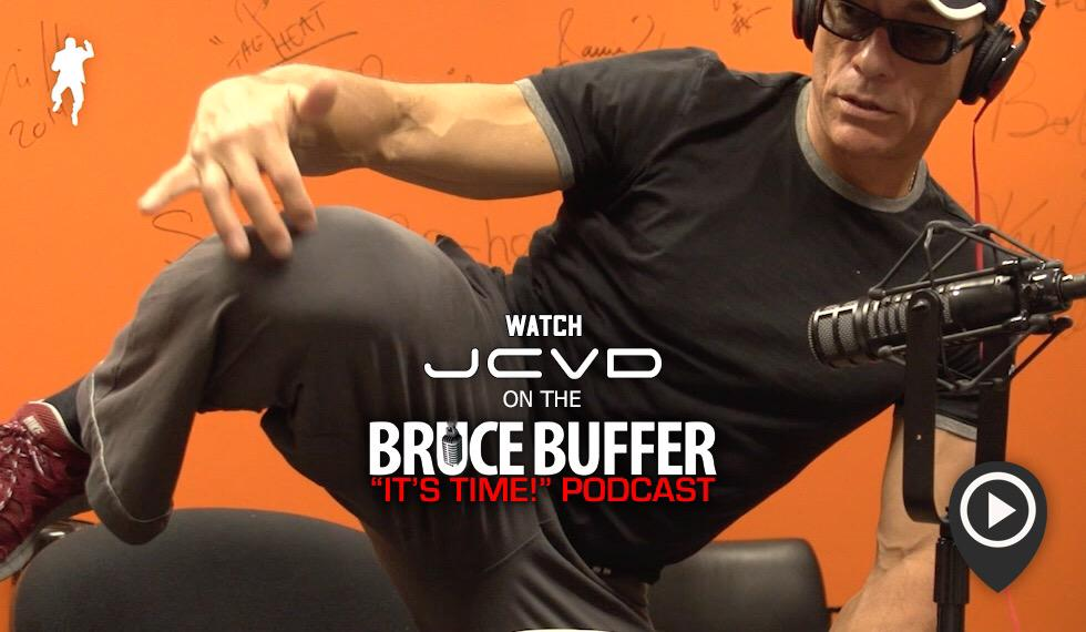 Great @BruceBuffer podcast with Jean Claude Van Damme @UncleLouie! http://t.co/Wi2qvtm3kC http://t.co/0MEpdCKrO0