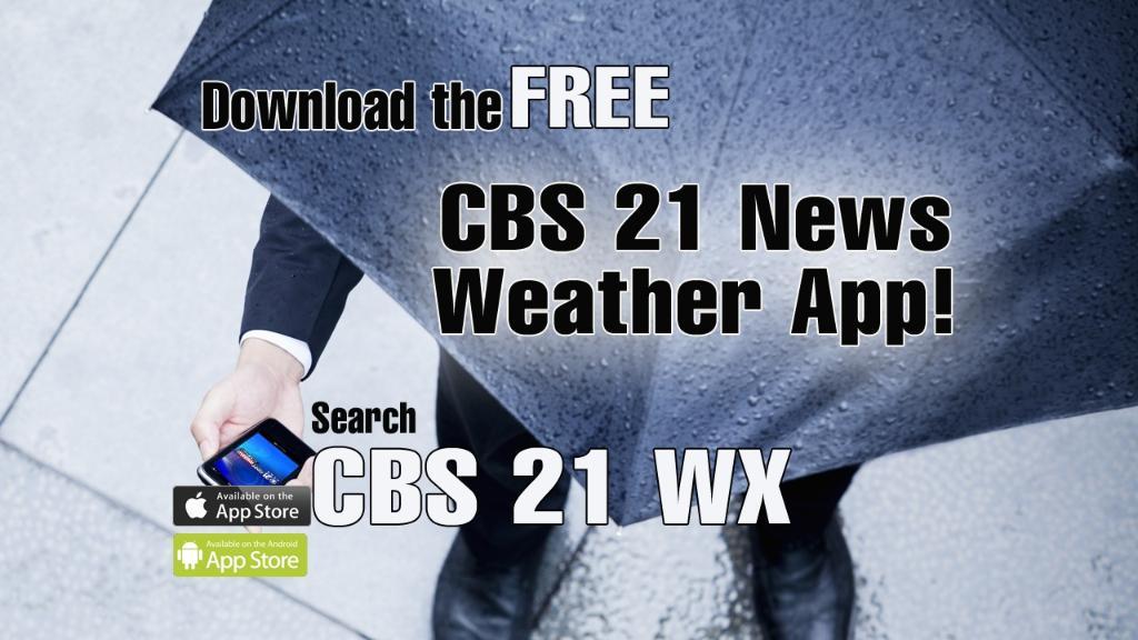 Weather App : downloaded CBS Weather App | Scoopnest