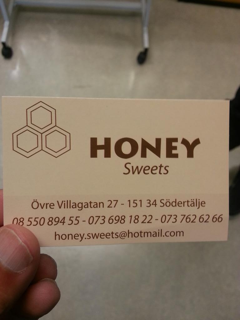 Honey sweet södertälje