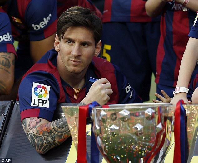 Lionel Messi Nominated For ESPYS Award 2015