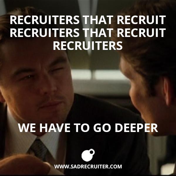 CIjPGqXUwAARs7K sad recruiter on twitter \