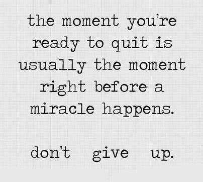 Please don't give up... http://t.co/gS2CVVSLzG