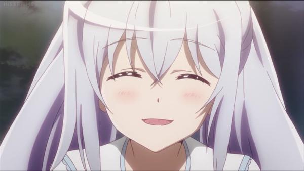 83+ Gambar Anime Sedih Tapi Tersenyum