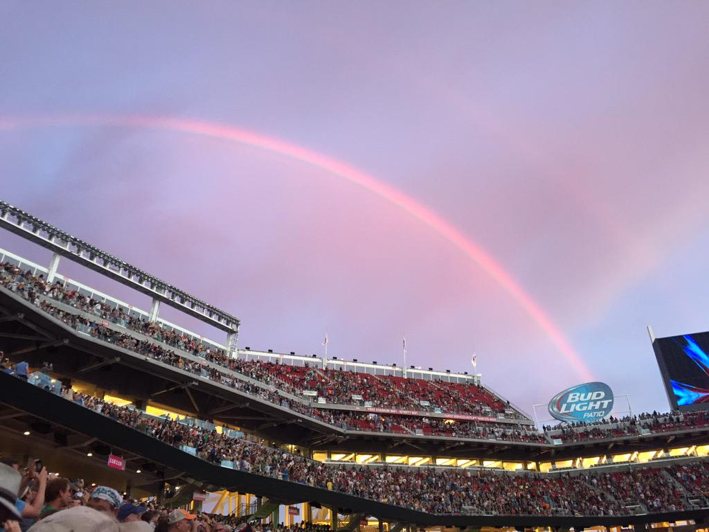 If You're Rich Like The Grateful Dead, You Can Play God And Pay To Create An Actual Rainbow