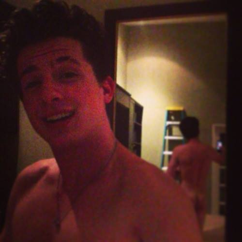 Naked charlie puth Is Charlie