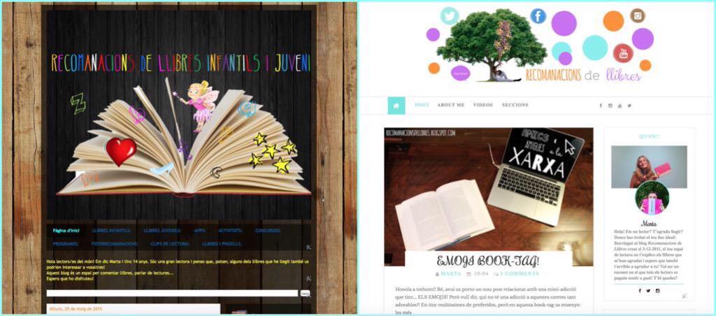 Recomanacions de llibres