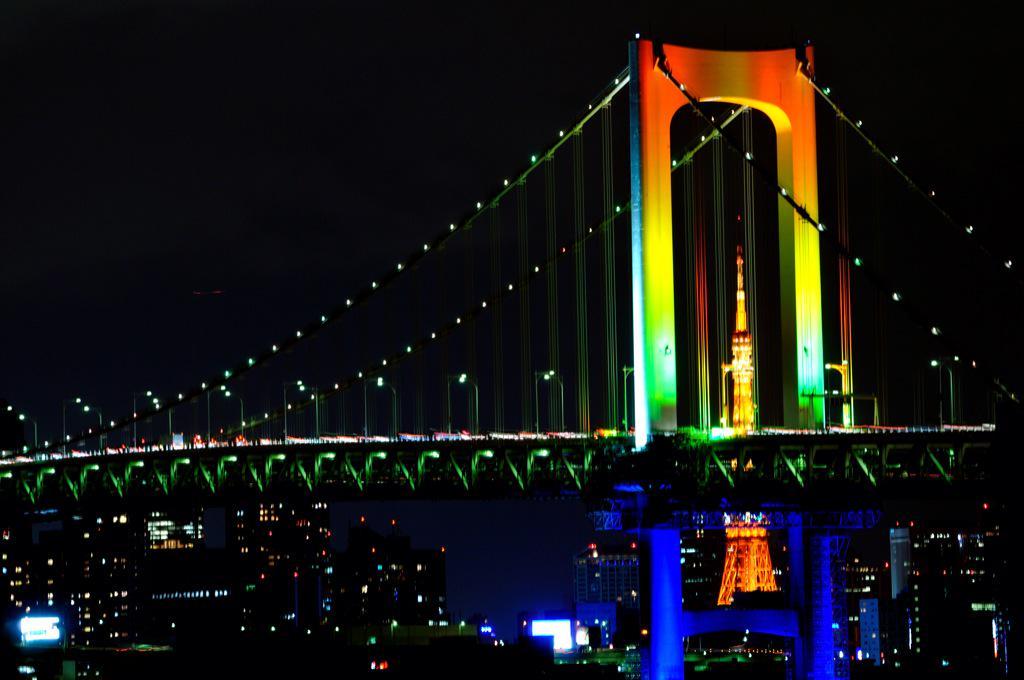 @GayTimesMag Tokyo Rainbow Bridge http://t.co/MNR3s7RWIm