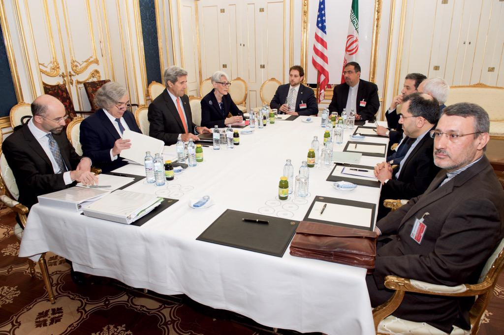 Iran nuclear talks: 'Security of the world is at stake'