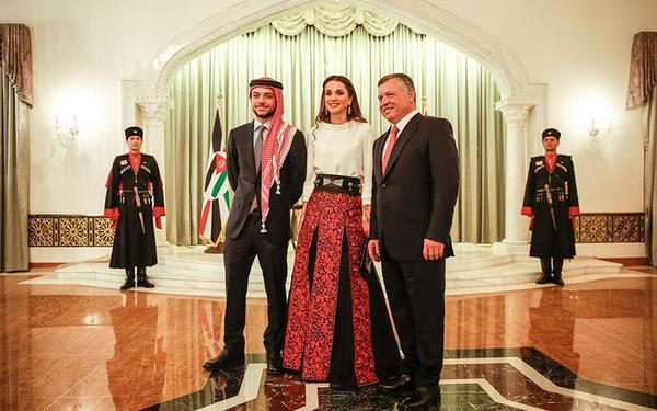 Resultado de imagem para principe hussein da jordania