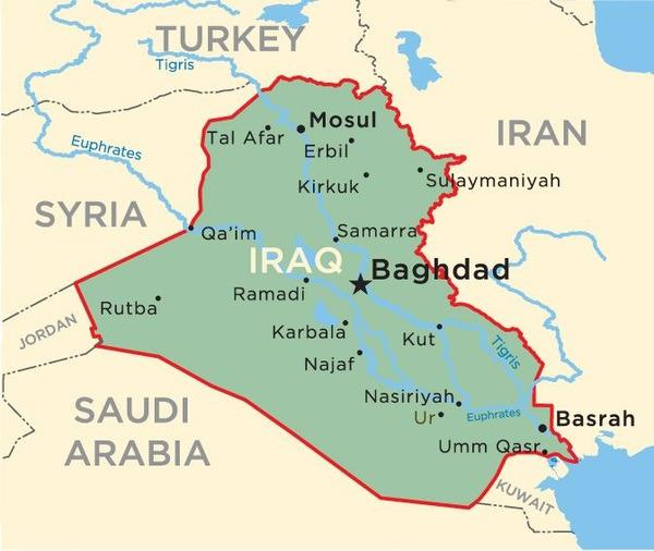 Nubuwah Rasulullah SAW Tentang Irak Di Akhir Jaman - AnekaNews.net