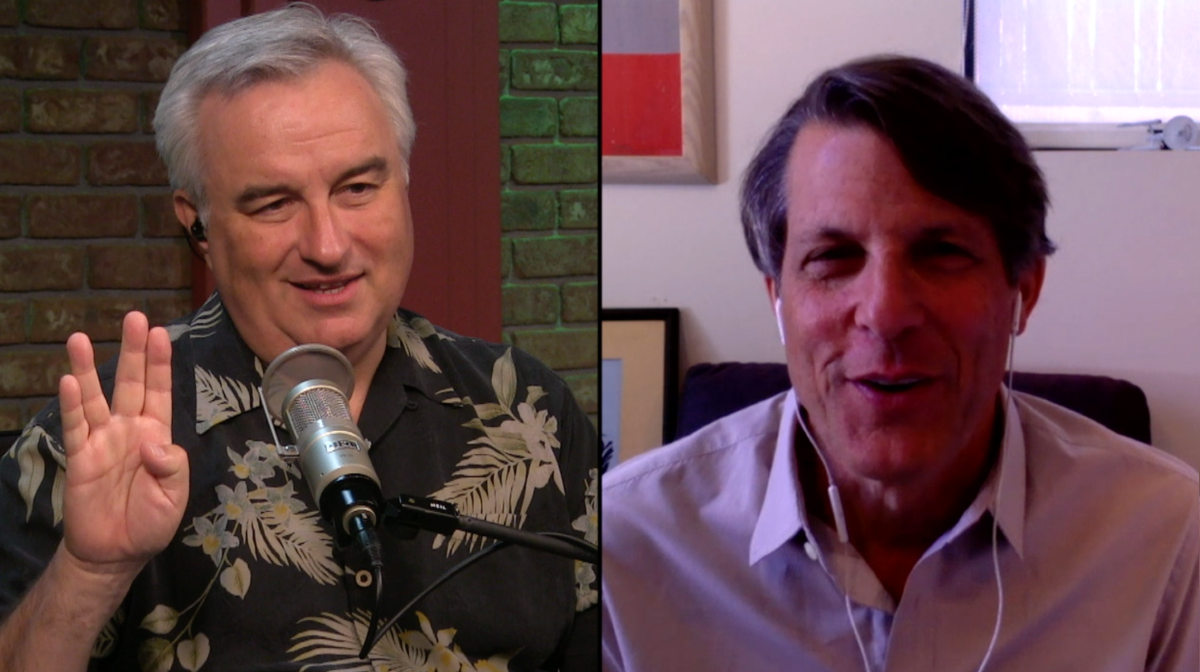 On this week's @NewScreenSavers, @adam_nimoy talks to @leolaporte about @loveofspock doc: https://t.co/3GzW8ZORMo http://t.co/Uprylhk1P2